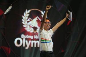 Khoảnh khắc xúc động nhất chung kết Đường lên đỉnh Olympia 2019
