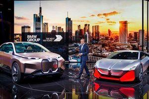 Triển lãm ôtô Frankfurt Motor Show bị lo chết yểu nếu không đổi mới