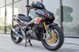 Với 60 triệu đồng, Honda Winner X được độ từ trong ra ngoài tại Hà Nội