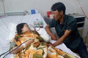 Cô giáo liên tục mất ngủ sau tai nạn giao thông phải cắt lìa tay