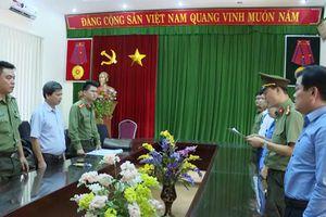 Hôm nay bắt đầu xét xử vụ án gian lận điểm thi tại Sơn La