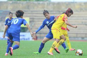 Giải bóng đá nữ VĐQG 2019: ĐKVĐ Phong Phú Hà Nam thua đau ở phút bù giờ