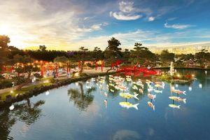 Mở cửa tại Hà Nội, Vườn Nhật Bản có gì hút giới trẻ?
