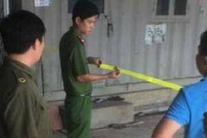 Hà Nội: Nghi vấn chồng tẩm xăng đốt nhà vì mâu thuẫn gia đình