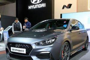 Hứa hẹn những trải nghiệm thể thao tuyệt vời trên Hyundai i30 N Project C