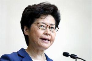Trưởng Đặc khu Hong Kong mời các nghị sỹ tham gia đối thoại