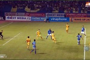 Thắng Thanh Hóa 3-1, Than Quảng Ninh trở lại top 3