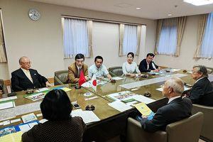 Đoàn công tác tỉnh Quảng Ninh làm việc với Đại học Hokkaido (Nhật Bản)