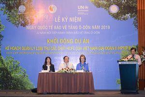 Kỷ niệm Ngày quốc tế bảo vệ tầng ozon