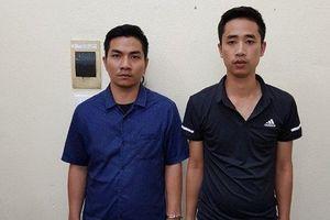 Bắt 2 kẻ gây ra vụ nổ ở Linh Đàm khiến nhiều người bị thương