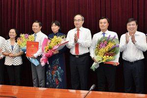TP.HCM công bố 5 Thành ủy viên mới