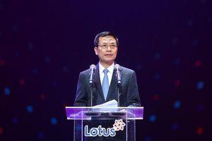 Lotus - mạng xã hội 'Make in Vietnam' chính thức ra mắt