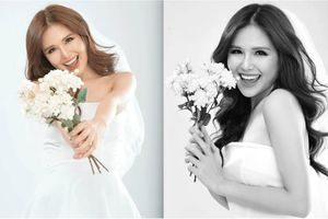 Đăng ảnh mặc áo cưới, hot girl Phanh Lee bị hỏi 'bao giờ em lấy chồng?'