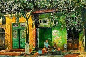 Khai mạc triển lãm 'chơi thật' của 4 họa sĩ tại Hà Nội