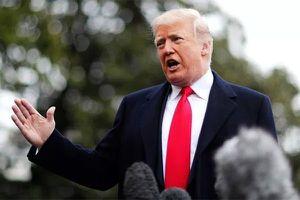 Ông Trump 'chưa sẵn sàng' tới thăm Triều Tiên
