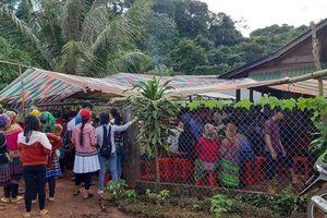 Clip điện giật khiến 2 nữ sinh tử vong tại Đắk Nông: Người dân suýt bị vạ lây
