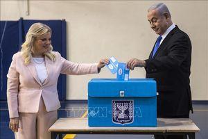 Gay cấn cuộc bầu cử Quốc hội Israel