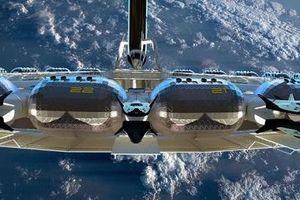 Đưa vào hoạt động 'khách sạn trên vũ trụ' vào năm 2025