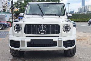 Mercedes-Benz G63 2019 chính hãng hơn 10 tỷ về Việt Nam