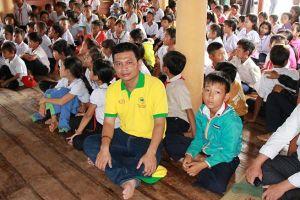 Cùng Bình Tây tới thăm nhà cộng đồng tại Đắk lăk