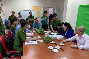 Bắt giam Chủ tịch Công ty Địa ốc Alibaba Nguyễn Thái Luyện