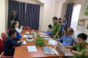 Bắt khẩn cấp Tổng giám đốc Công ty cổ phần địa ốc Alibaba Nguyễn Thái Lĩnh