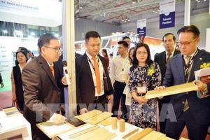 Khai mạc triển lãm quốc tế về máy và thiết bị công nghiệp chế gỗ lần thứ 13