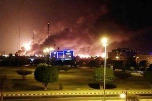 Ai đứng sau vụ tấn công Arab Saudi?