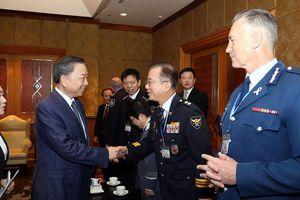 Tăng cường hợp tác phòng chống tội phạm khu vực ASEAN