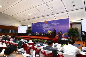 Khai mạc VRDF 2019: 'Khát vọng thịnh vượng của Việt Nam rất rõ ràng'
