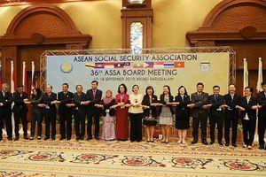 ASSA 36: Thúc đẩy phát triển an sinh xã hội bền vững, hiệu quả