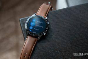 Huawei Watch GT 2 ra mắt: chạy LiteOS, pin 14 ngày, chống nước 50 mét