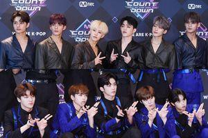 X1 và SEVENTEEN đọ sắc trên thảm đỏ 'M Countdown': Ai sẽ giành cúp chiến thắng?