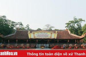 Lam Kinh - một biểu tượng của tinh thần và văn hóa dân tộc