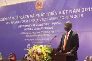 Chiến lược phát triển kinh tế phải tính đến bối cảnh địa phương và các bên tham gia