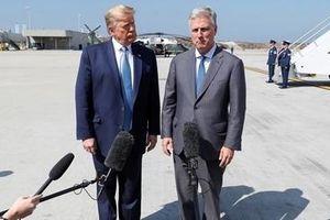 Ông Trump chọn nhà đàm phán con tin làm Cố vấn An ninh quốc gia