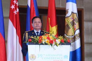 Bế mạc Hội nghị ASEANAPOL lần thứ 39