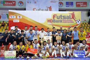 Bế mạc giải Futsal HDBank VĐQG 2019: Thái Sơn Nam đoạt chức vô địch