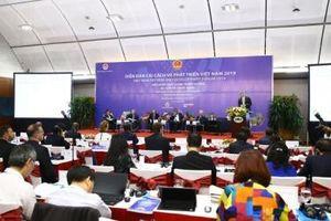 Diễn đàn Cải cách và phát triển Việt Nam 2019: Khát vọng thịnh vượng - Ưu tiên và hành động