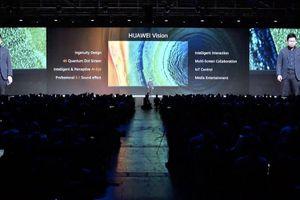 Huawei ra mắt TV trang bị camera 'thò thụt'