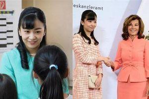 Công chúa Nhật Bản gây bất ngờ trong chuyến công du nước ngoài đầu tiên với màn 'lột xác' từ diện mạo đến thần thái