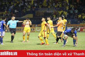 Vòng 24 V.League 2019, SHB Đà Nẵng - Thanh Hóa: Đội khách sẽ nỗ lực chiến đấu tới phút cuối cùng