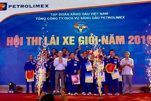Ngày hội của những người lái xe Petrolimex