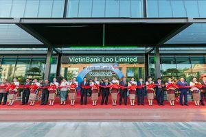 VietinBank cam kết đầu tư, hợp tác lâu dài tại Lào