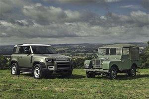 Chi tiết SUV Land Rover Defender 2020 từ 49.900 USD