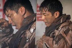 Tài tử Hàn liều mình đóng cảnh xe nổ trong bom tấn triệu USD