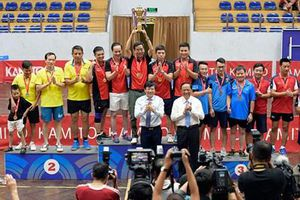 Bế mạc Giải Bóng bàn Cup Hội Nhà báo Việt Nam lần thứ XIII - năm 2019
