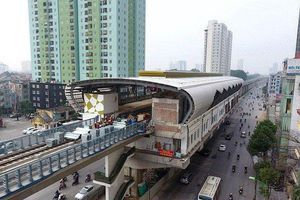 Nhiều sai phạm trong Dự án đường sắt nghìn tỷ Cát Linh – Hà Đông