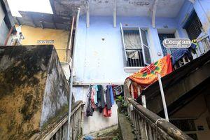 Sống thon thót trong những căn nhà chờ sập (Kỳ cuối: Nan giải bài toán di dời - tái định cư)