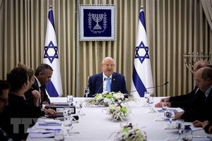 Tổng thống Israel tìm cách tháo gỡ bế tắc sau bầu cử quốc hội